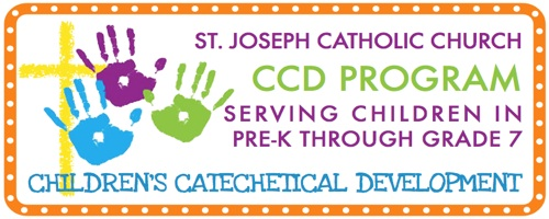 Saint Joseph Catholic Church South Bend In Ministries Christian Formation Children S Formation Ccd Children S Catechetical Development